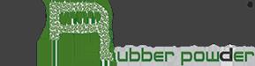 prismi recycled rubber powder