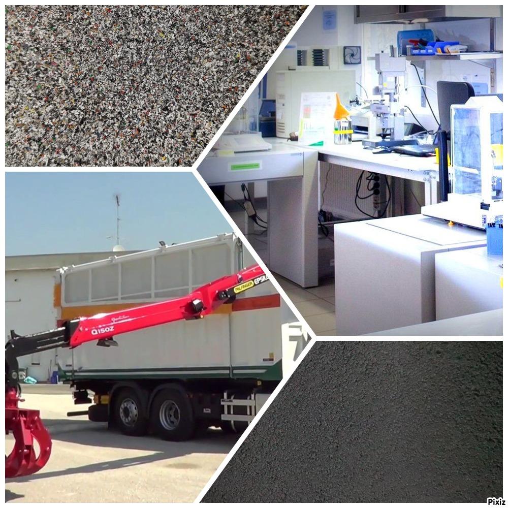 prismi service rubber powder recycling